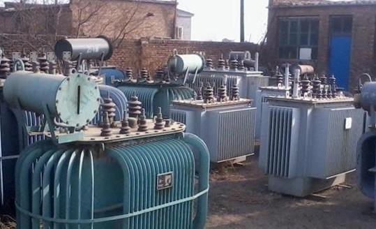 江门市开平市电炉变压器回收多少钱一吨,多少钱一台