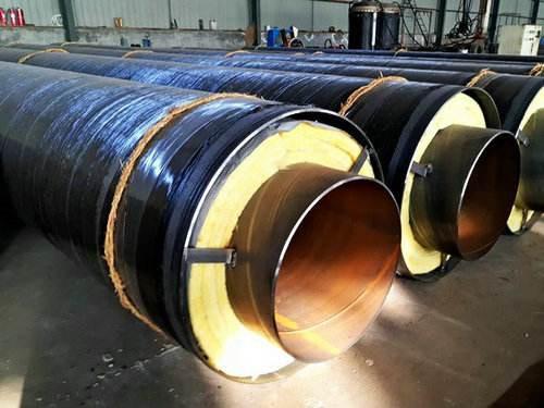 钢套钢蒸汽保温管生产商一分价格一分货阳春市