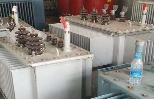 江门市台山市回收干变压器多少钱一吨,多少钱一台