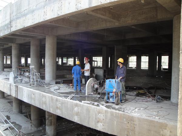 河源楼梯改造切割拆除报价
