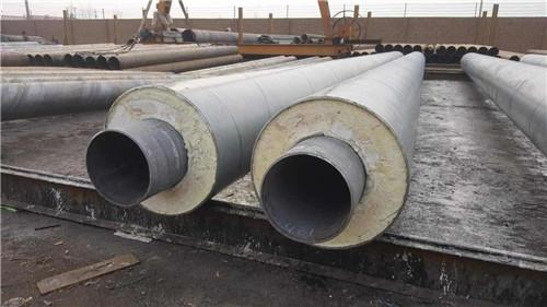 钢套钢保温蒸汽钢管厂家价格合理产品宁陵县
