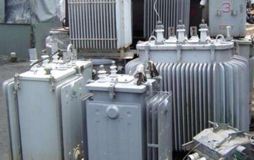 肇庆市广宁县回收干变压器价格行情|报价