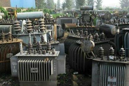 端州区回收旧变压器多少钱一吨,多少钱一台