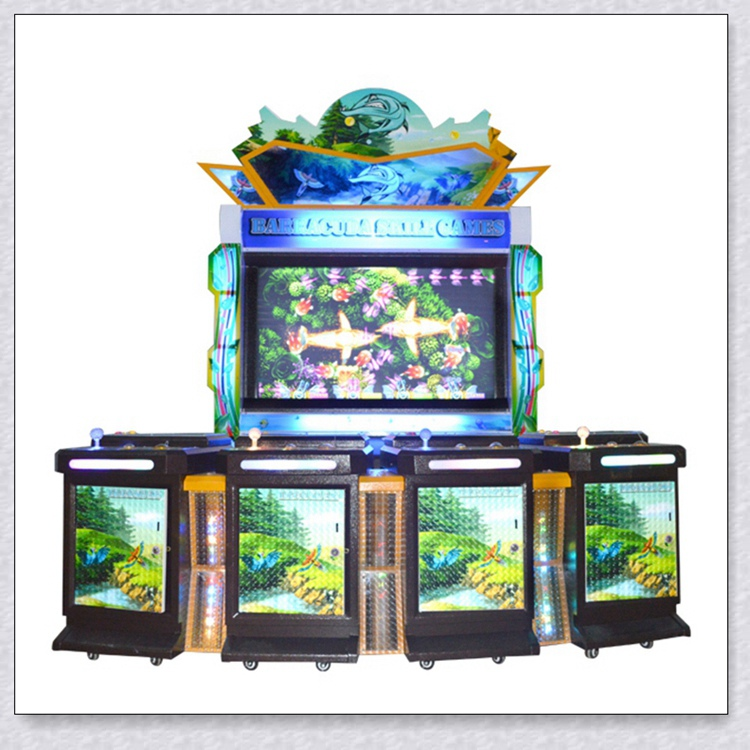 百变麒麟打鱼游戏主机整机套件厂家