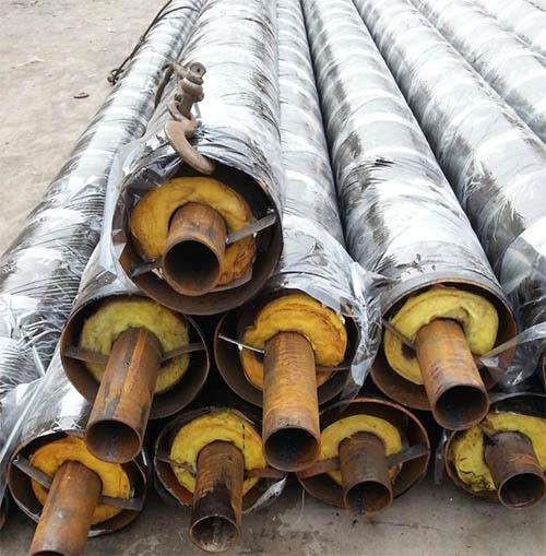 钢套钢管保温厂实体生产厂家鲤城区