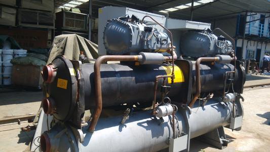 南雄市冷水机组收购高价回收