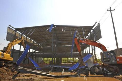 郁南县化工设备拆除回收注意事项
