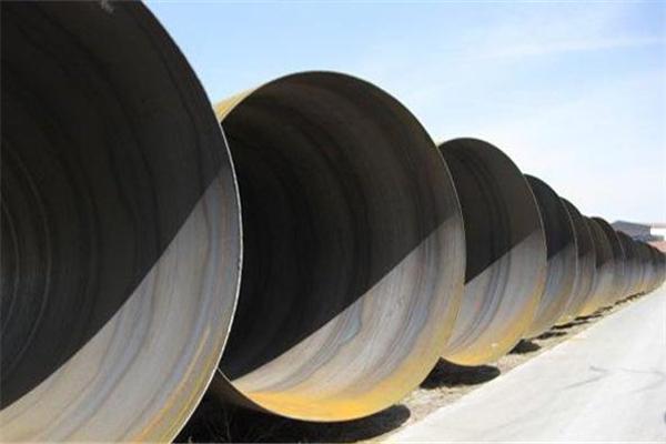 地埋排水用大口径焊接钢管宁波市直销价格-友浩管道