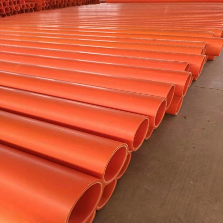 威海市文登区MPP实壁管生产厂家