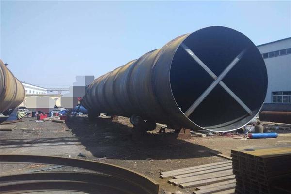 桥梁支柱用DN1400螺旋管价格南阳市-友浩