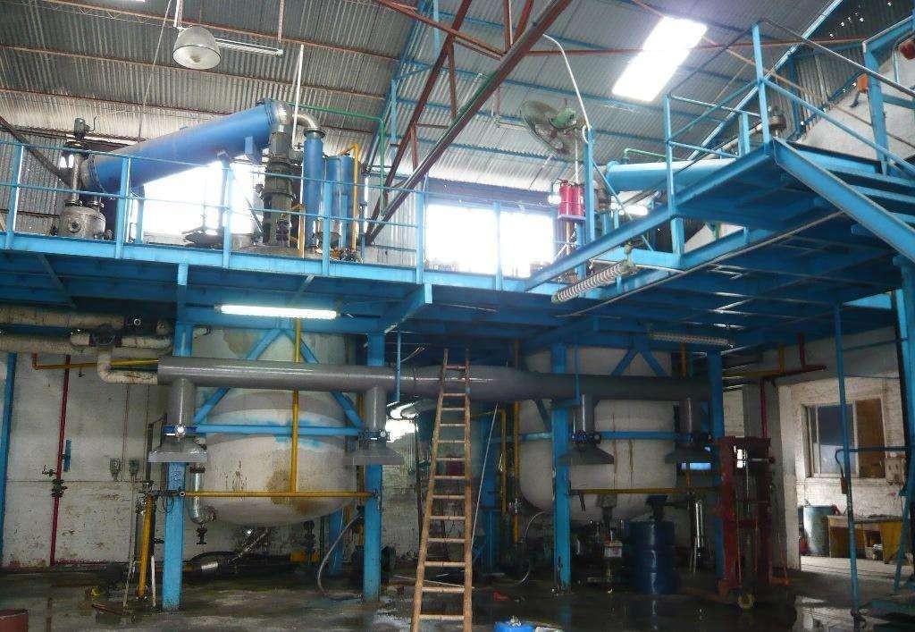 石岐区化工设备拆除回收行情
