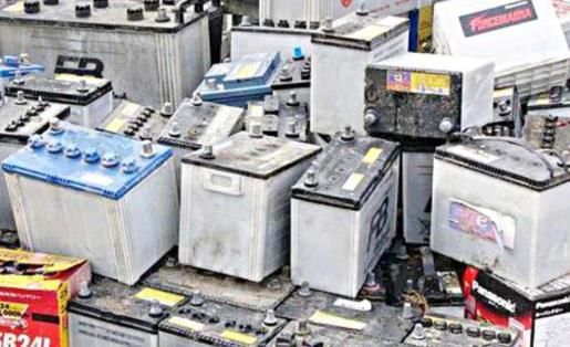 黄埔回收铅电池公司上门回收价格高