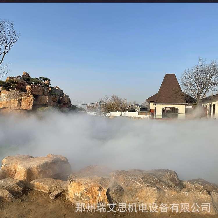 汉中公园人造雾设备公司