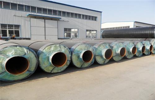 新丰钢套钢高温蒸汽管道沧州瑞盛管道在线咨询