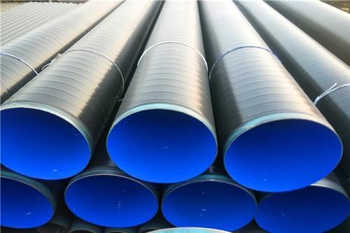 企业推荐:D426*7mm环氧煤沥青防腐钢管现货价格