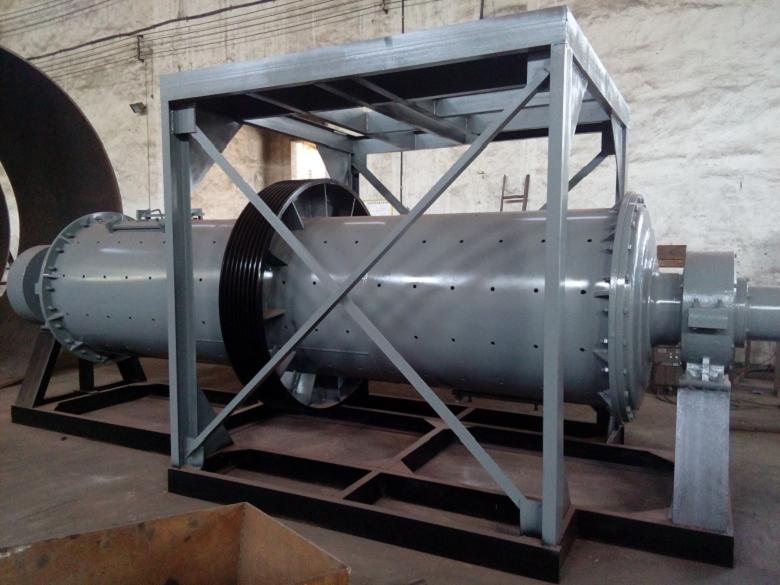 迁安铝灰渣球磨机-废铝灰球磨机厂家报价方正铝灰设备