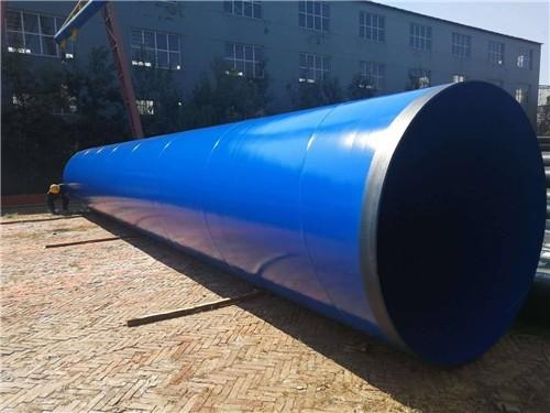 企业推荐:D480*6mm饮水用防腐钢管询价价格