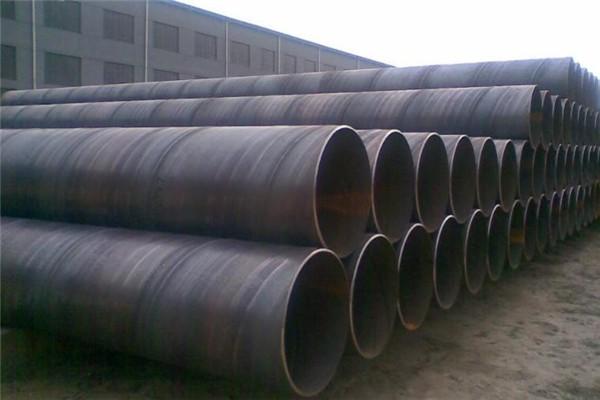 焦作孟州螺旋钢管加工