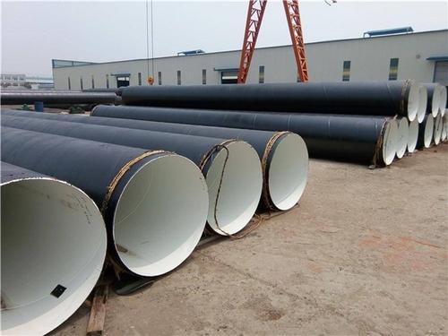行业新资讯:DN500mm自来水管道用螺旋防腐钢管一米价格