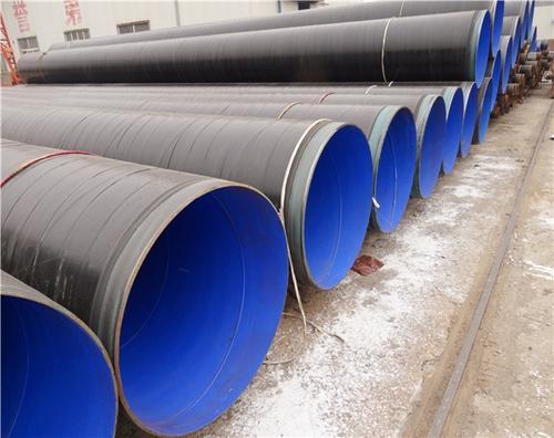 行业新资讯:D1220*10mm天然气输送3pe防腐钢管今日现价