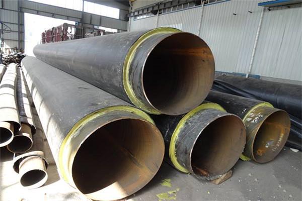 377*7钢套钢保温钢管厂家推荐