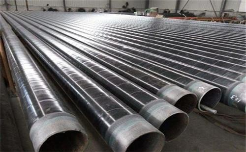 行业新资讯:D820*7mm防腐螺旋钢管今日现价