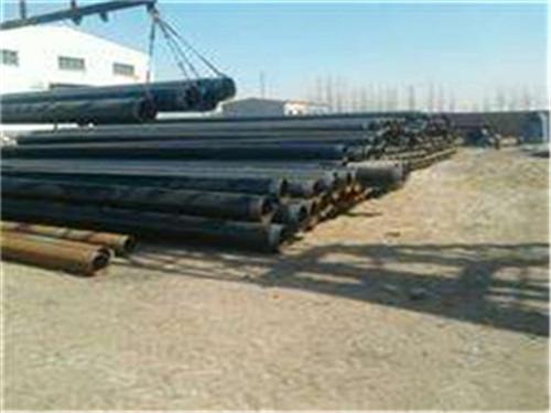 河南省三门峡市供水管道用三层聚乙烯涂敷钢管量大从优!