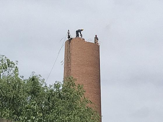 南昌烟囱拆除公司 2021年优惠价格