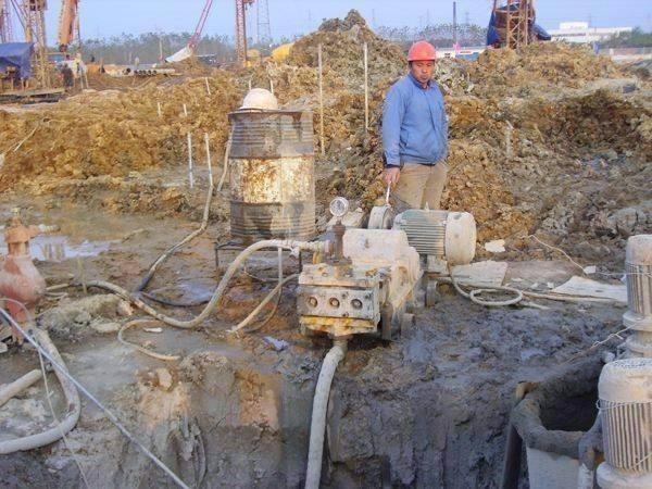 唐山厂房地基与基础下沉注浆加固多年行业经验——盛世鑫