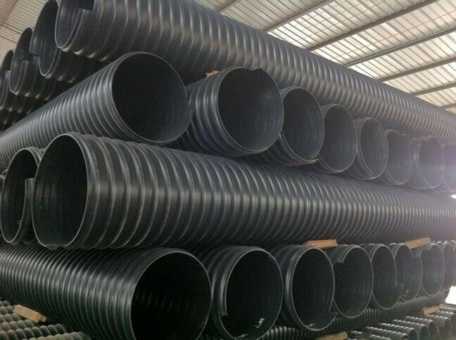 郴州新型塑料埋地排水管厂家定制批发