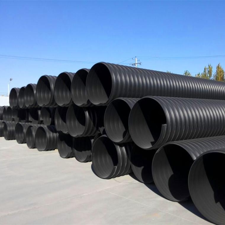 凉山新型塑料埋地排水管价格可开增值税
