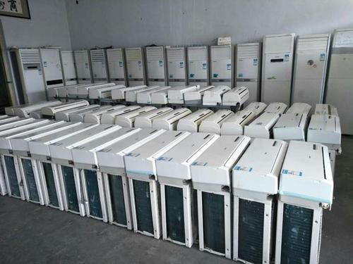 广州增城美的空调回收态度发专业