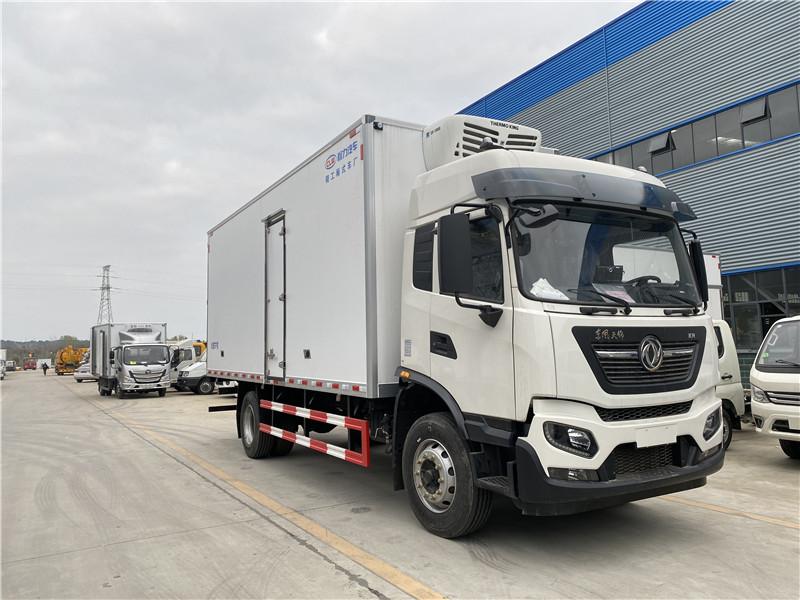 长途运输4.2米冷藏保鲜车诚信推荐