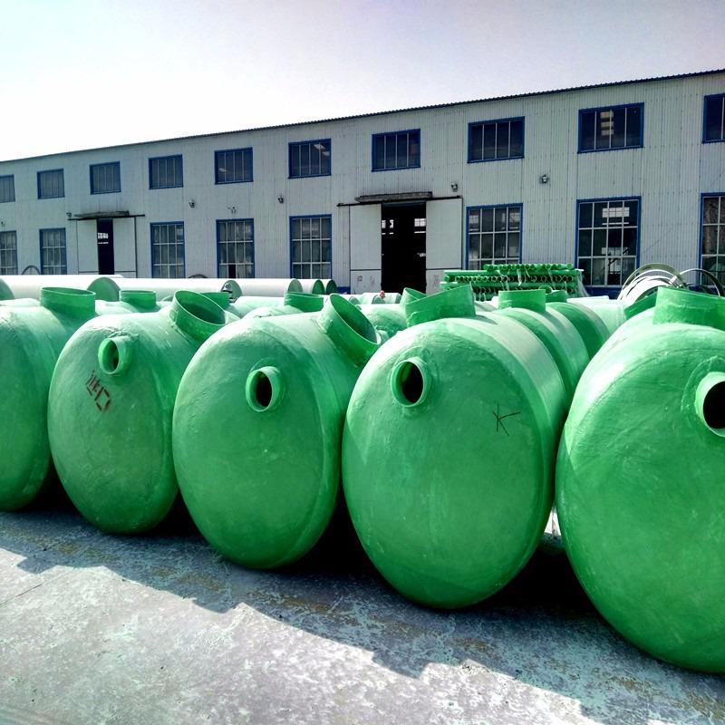 防城港玻璃钢模压化粪池厂家就发货