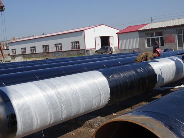 永州冷水滩3pe防腐螺旋钢管厂家