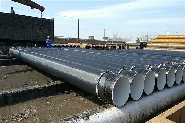固原水厂用8710防腐钢管价格报价