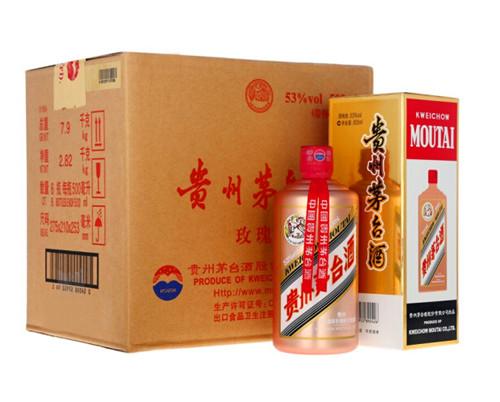 聊城临清高价回收茅台生肖酒-80年茅台酒回收一瓶价格详细