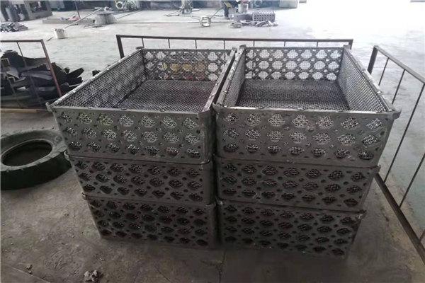 30Cr25Ni20螺旋出料机树脂砂铸造
