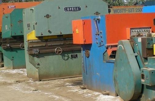 回收机械设备-江门市换热器回收价格表|多少钱