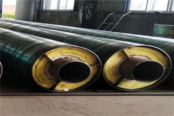 高密度直埋保温钢管期价格迪庆藏族自治州香格里拉市