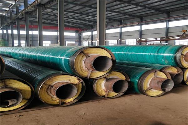 聚氨酯保温管道厂家生产青海省玉树藏族自治州