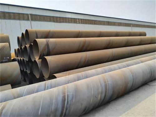 布拖环氧煤沥青防腐螺旋钢管行情报价