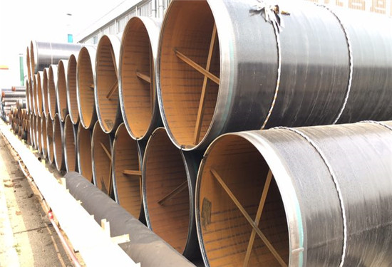 林芝地区820*6螺旋缝埋弧焊钢管大型螺旋钢管厂