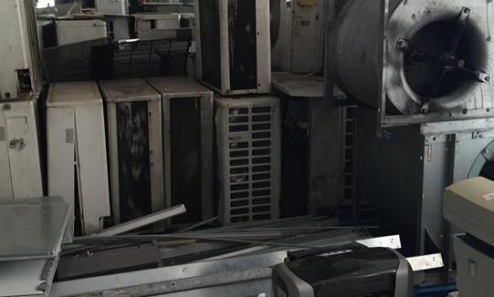 回收机械设备-蓬江区换热器回收公司电话和资料信息