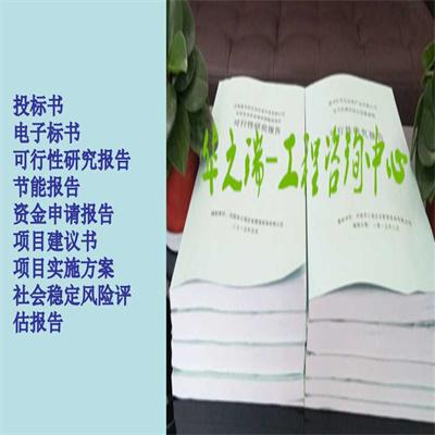 邵阳邵东代写项目申请报告会写项目申请书