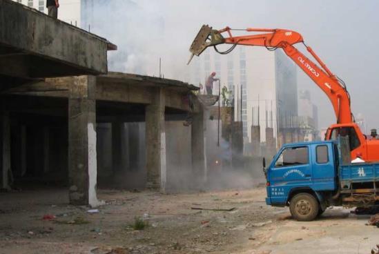 拆除-龙岗区建筑物拆除公司报价一览表