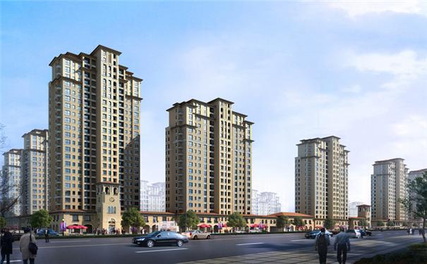 东莞村委统建楼自带花园小区和停车场均价7680元起