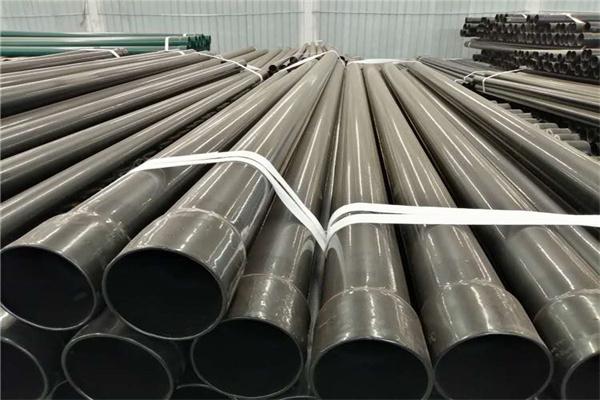 赣州定南DN114热浸塑钢管代理