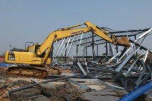 拆除-东莞市凤岗镇钢结构拆除回收公司报价一览表