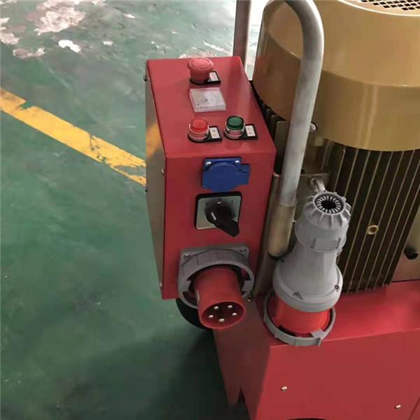 博白钢筋混凝土液压绳锯机高速切割操作方法